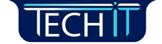 TechiT Services LLC San Diego IT Service Company Logo