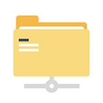 a Data Network Shared folder
